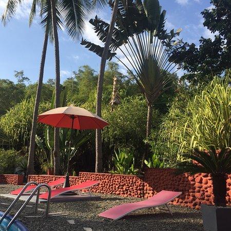 Parrita, Costa Rica: En el hotel beso del viento