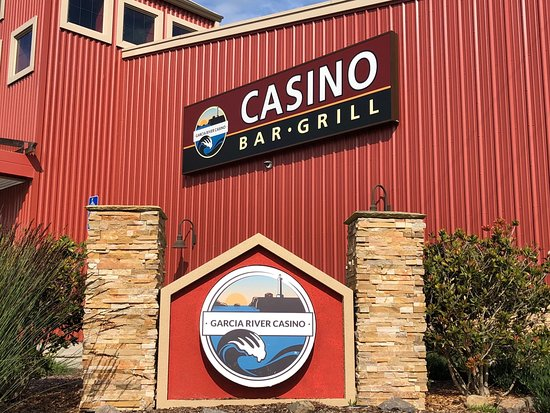 Garcia River Casino, Point Arena, CA