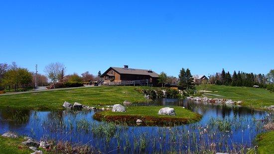 Bayside, Καναδάς: clubhouse