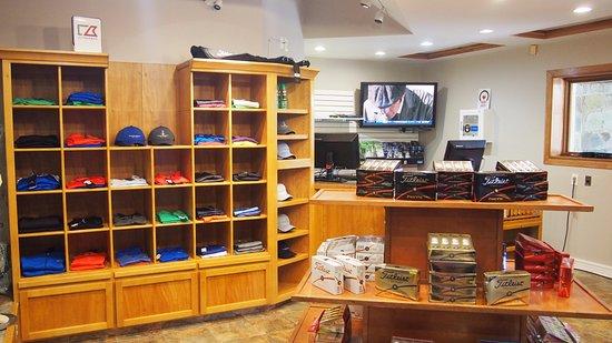 Bayside, Καναδάς: pro shop