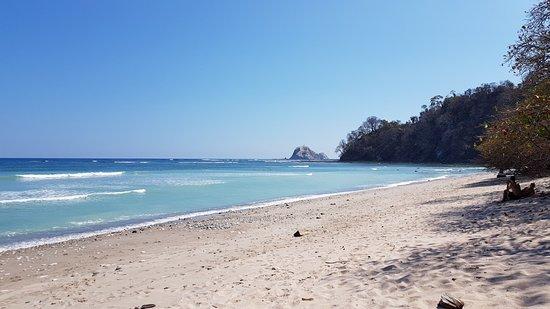 Nicoya, Costa Rica: Playa espectacular, luego de 2 horas de camina.