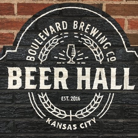 Boulevard Brewing Company: Beer Hall