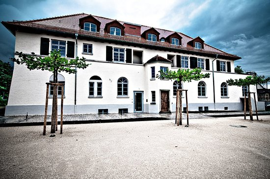 Osteria Bonomi in der Villa Behr: Villa Behr
