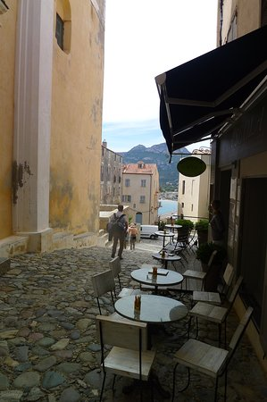 street view of Cathedral St. Jean Baptiste - Calvi