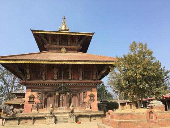Templo de Changu Narayan