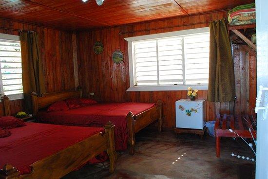 Villa las Flores: cabaña