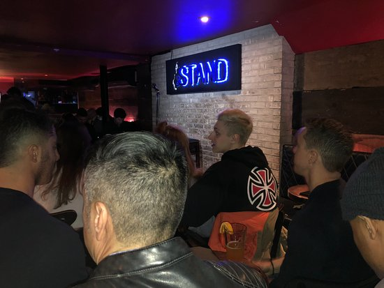 The Stand Comedy Club & Restaurant: Main Stage