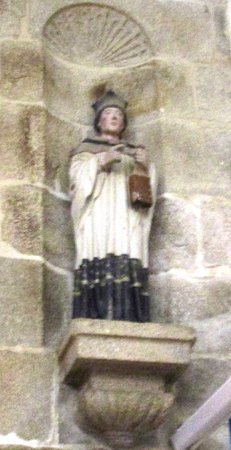 Ploumilliau, Frankreich: Saint Yves