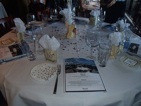 Jensen Beach, FL: Extra touches by Cynthia LaCroix, our planner! We had an awesome experience!