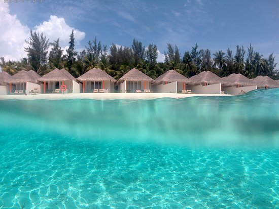 Olhuveli Beach Spa Maldives Les Grand Villas
