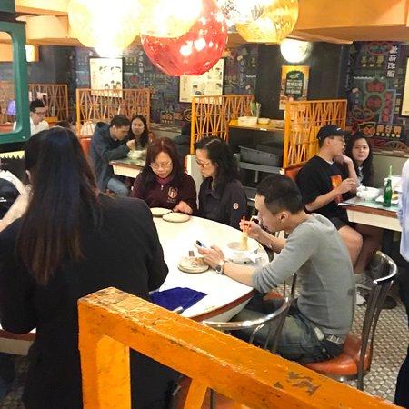 Quaint Hong Kong cafe