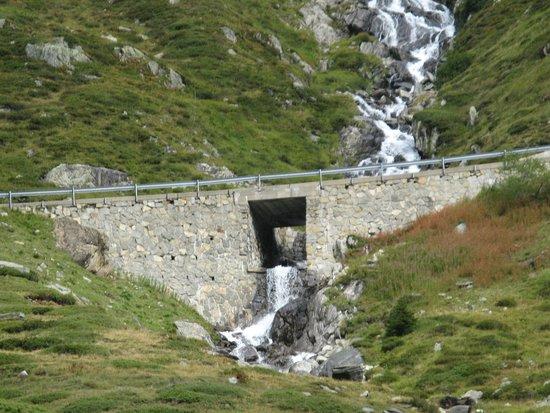 Ulrichen, Suiza: Nufenenpass