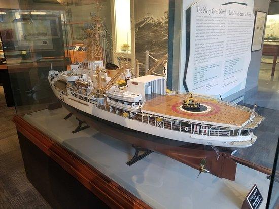 Maritime Museum of the Atlantic : Excellent craftsmanship