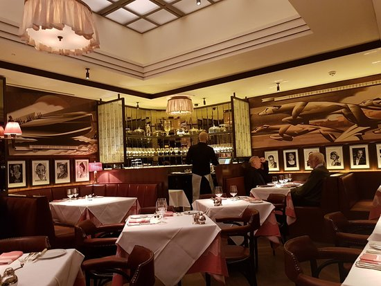 the restaurant picture of the colony grill room london tripadvisor. Black Bedroom Furniture Sets. Home Design Ideas