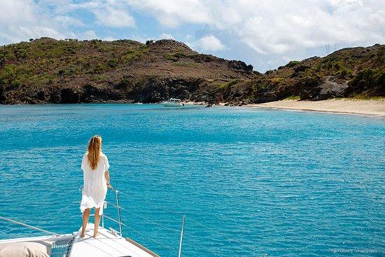 West Indies Charter: Catamaran Charter Colombier