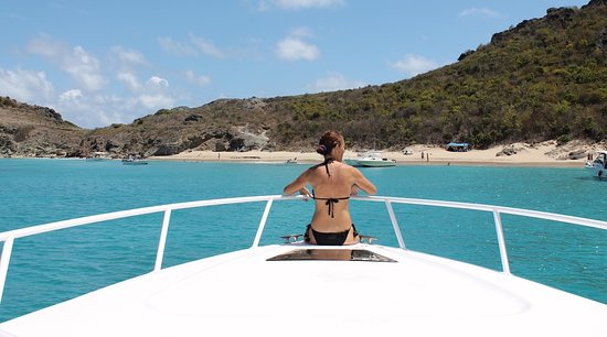 "West Indies Charter: Intrepid 40"" - Motorboat"