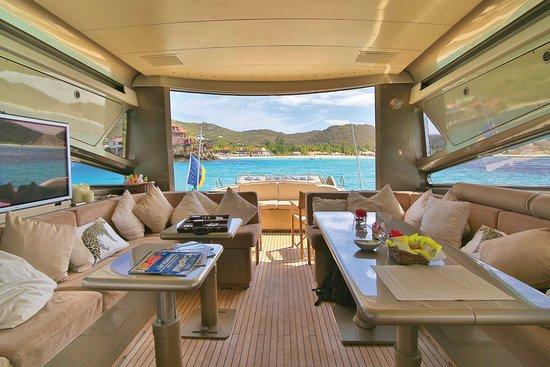 West Indies Charter: Leopard 27