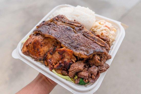 Ono Hawaiian Bbq Moreno Valley Restaurant Reviews Phone Number