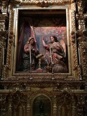 Oratorio de San Felipe Neri: La Anunciaciòn.