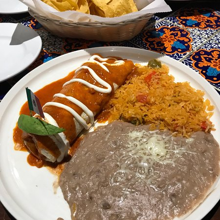 Spencer, MA: Mexicali Grill