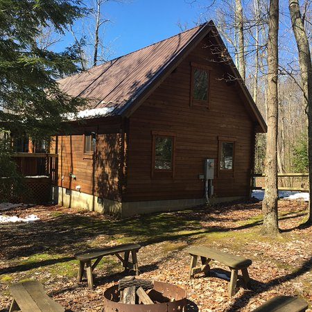 Hico, WV: Hemlock Haven Cabins