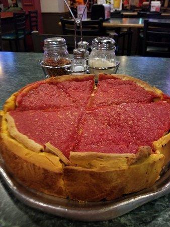 Beggars Pizza Blue Island 12700 Kedzie Ave Restaurant Reviews