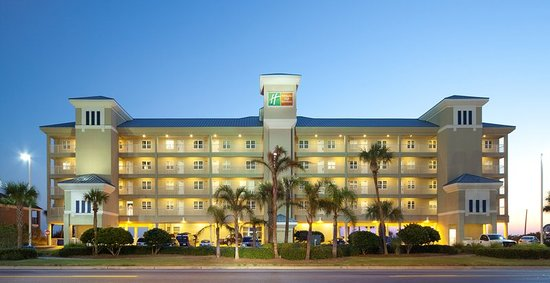 Holiday Inn Club Vacations Panama City Beach Resort: Exterior