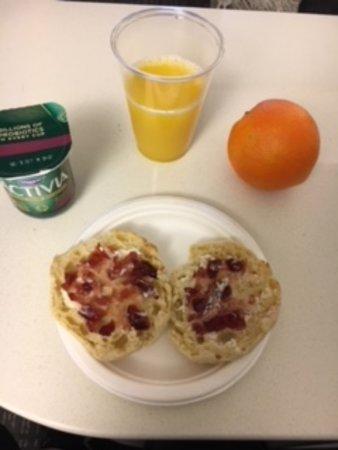 Bridgeport, WV: Breakfast