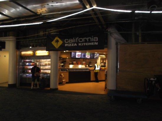 Cpk In Concourse B Picture Of California Pizza Kitchen