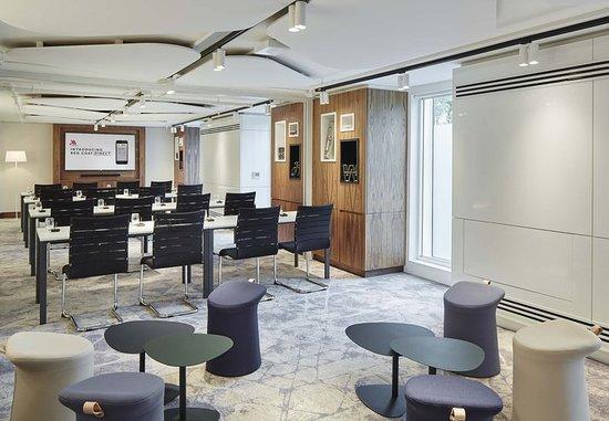 London Heathrow Marriott Hotel: Suite