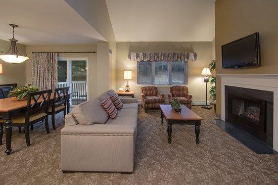 Brownsville, VT: Guest room