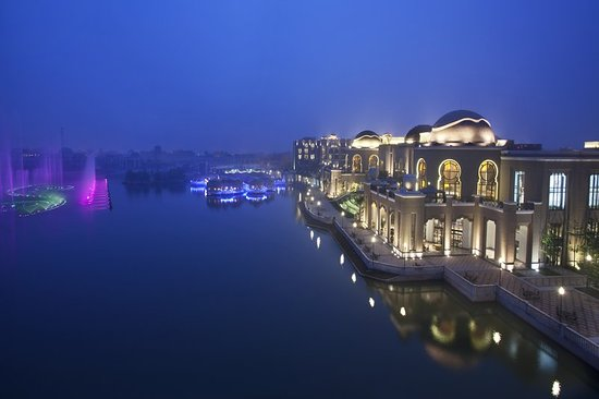 Sheraton Qingyuan Lion Lake Resort