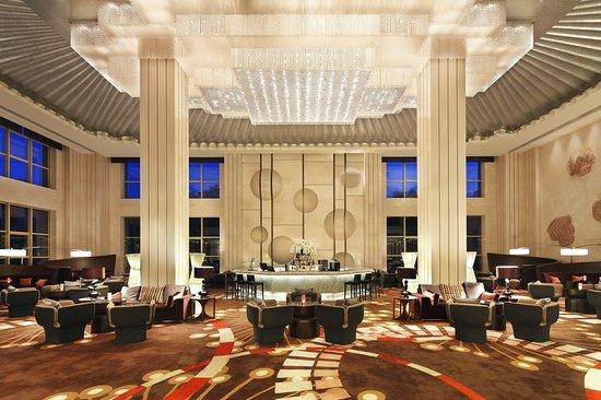 Luohe, الصين: Bar/Lounge