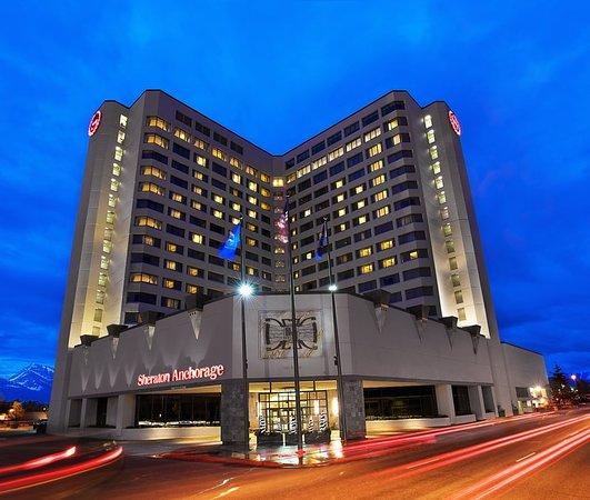 Sheraton Anchorage Hotel