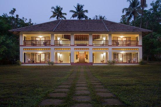 Kothamangalam, Indien: main house