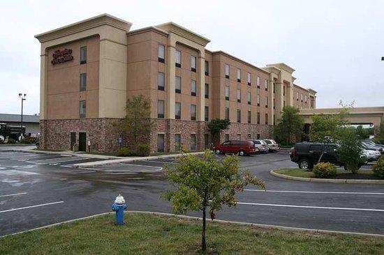 Hampton Inn Suites Columbus Hilliard
