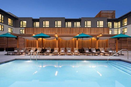 Pool Picture Of Hilton Garden Inn Boulder Boulder Tripadvisor