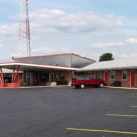 Rainbow Motel In Montpelier Ohio