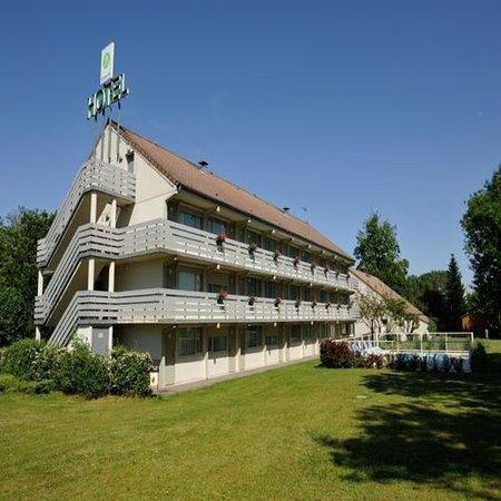 Campanile Nancy Sud - Lunéville : Exterior