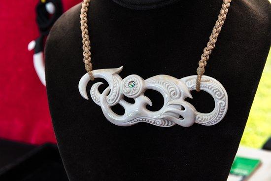 Bone Carvings And Jewelry Picture Of Maui S Finest Craft Fair Lahaina Tripadvisor