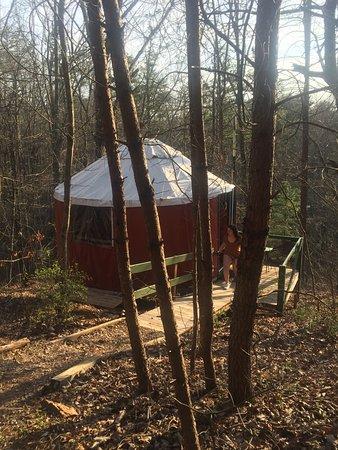 Imagen de Cedar House Inn & Yurts