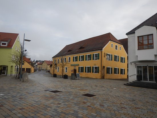 Hirschau, Germany: As seen from the main street