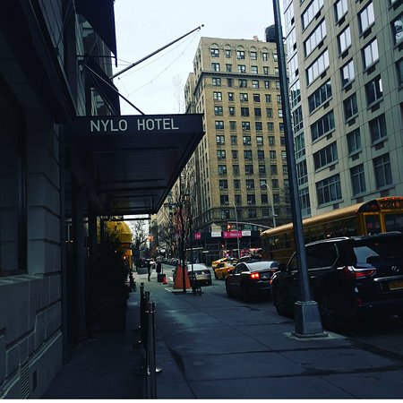 Absolutely our favorite hotel in NYC
