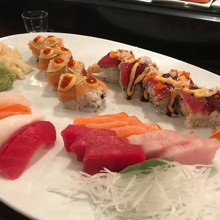 Best sushi in corpus christi picture of yoshi - Yoshi japanese cuisine ...