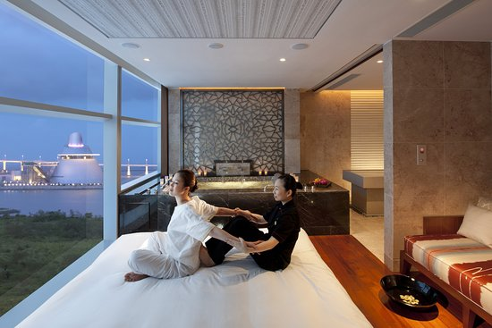 The Spa at Mandarin Oriental, Macau