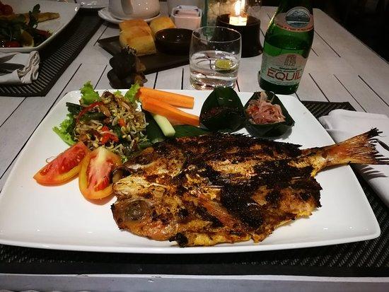Puri Santrian Beach Club Bar & Restaurant: IMG_20180314_210331_large.jpg