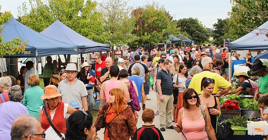 The SAGE Farmers Market operates at Riverside Park in Moruya every Tuesday from 3pm