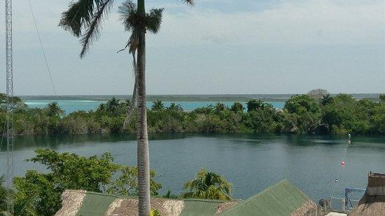 Restaurante Cenote Azul: IMAG0504_large.jpg