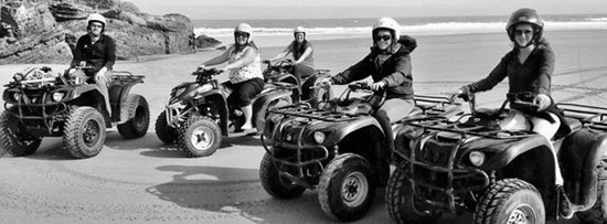 Naoussa, Greece: ATV Rental Services Paros