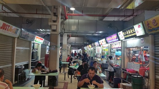 Geylang, Singapour : Old Airport Rd Food Centre